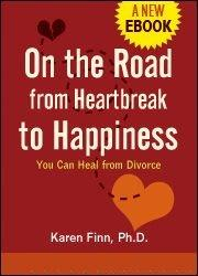 Book that helps you navigate divorce heartbreak to find happiness again.