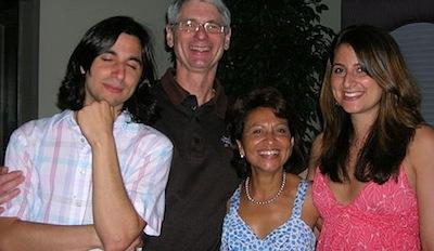 Family that was torn apart by gray divorce.