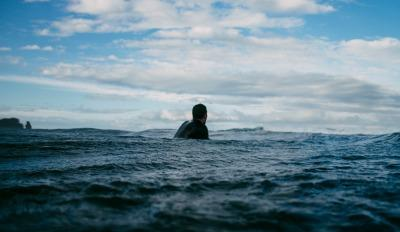 Learning how to deal with loneliness can feel like you're lost and adrift at sea.