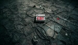 How to escape and unhappy marriage by finding the correct exit.