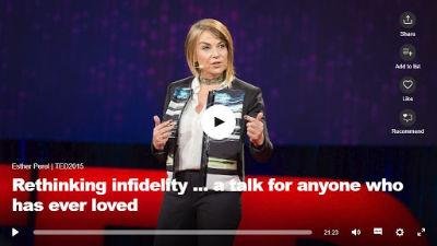 Ester Perel TED Talk Image